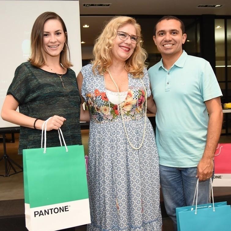 Blanca Liane da Pantone Brasil e Rogrio Roso da Esmerohellip