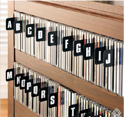 3 dicas de como guardar seus cds - Para guardar cds ...