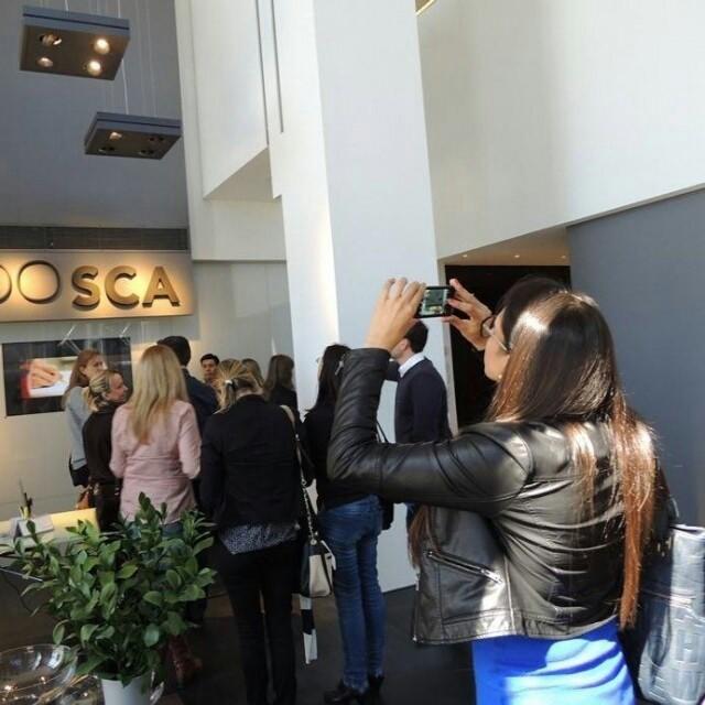 Arquitetos de Canoas e Bento Gonçalves que fazem parte da Confraria S.C.A conheceram a sede fabril da marca. #GiroSCA