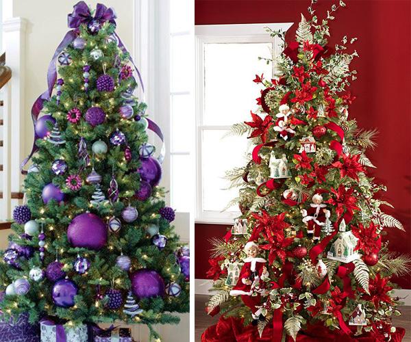 decoracao em arvore de natal:natal2