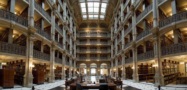 George_Peabody_Library