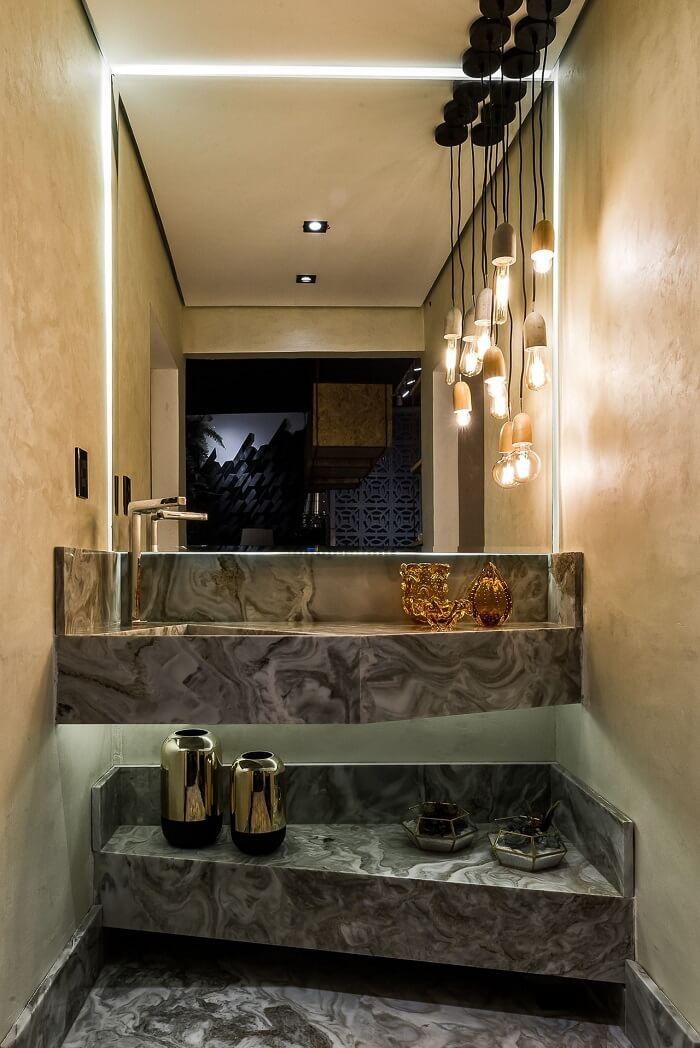 10 dicas de decora o moderna para banheiros - Objetos decorativos modernos ...